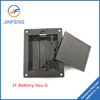 Three-section battery box,JF-G