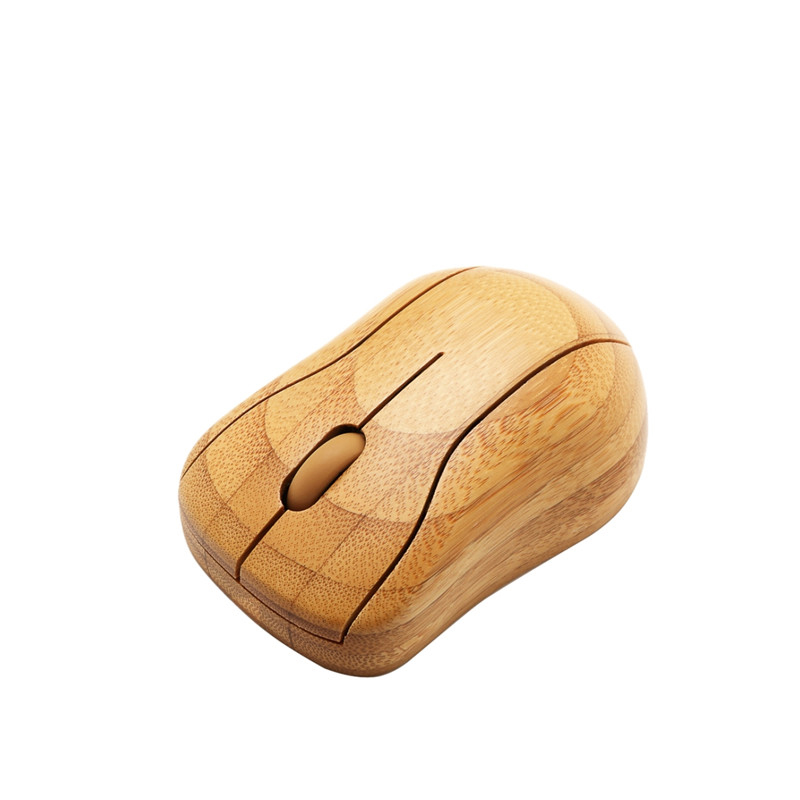 2.4G wireless bamboo mouse MG95-N