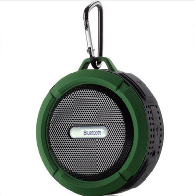Hot sale Waterproof Bluetooth speaker Music Player/Gifts Gadget/outdoor wireless shower Speaker C6