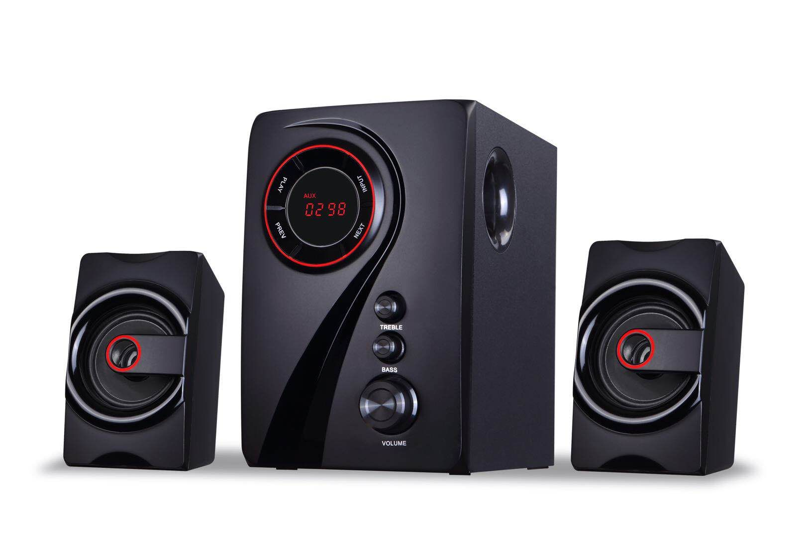 2.1 Multimedia Speaker Box